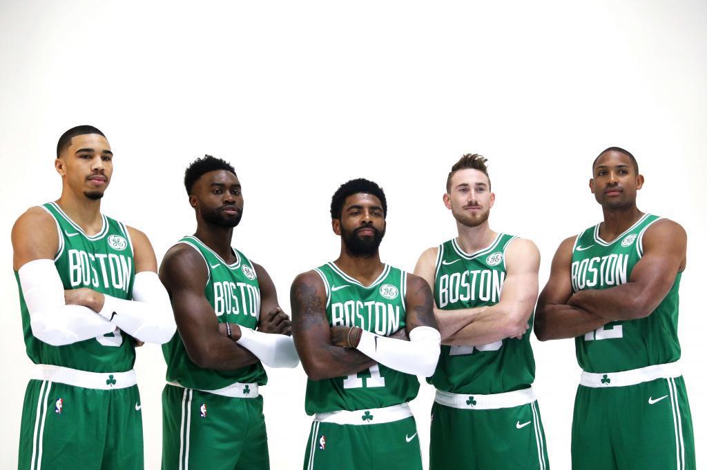 8. Boston Celtics: 128,3 millones de dólares