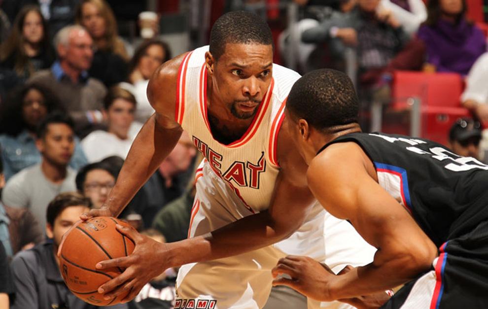 1. Miami Heat: 163,5 millones de dólares. *Todavía tienen que pagarle a Chris Bosh su último año de contrato