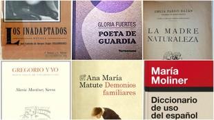 Obras publicadas por autoras