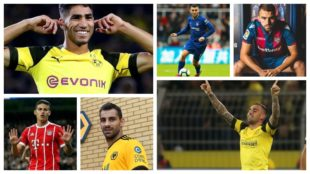Alcacer, Achraf, Jonny... what would they give to return?