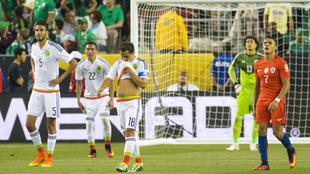 La Copa América fue el escenario del dolor mexicano