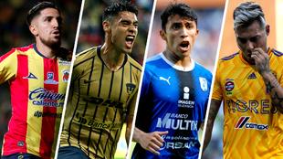 12 de los 18 clubes de la Liga MX tienen jugadores chilenos.