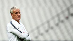 Didier Deschamps.