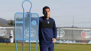 Hugo Mallo confía en la mejoría del equipo.
