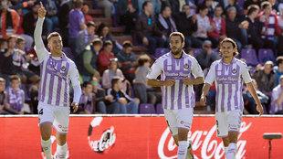El Real Valladolid marcha séptimo en la clasificación.