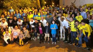 Cena anual de la Agrupación de Peñas del Villarreal CF