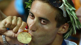 """Vendo medalla de oro olímpica a gente seria con mucho dinero"""