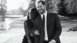 Meghan Markle y el príncipe Harry se convertirán en padres la...