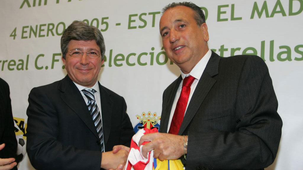 Enrique Cerezo and Fernando Roig.