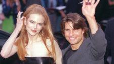 Nicole Kidman asegura que Tom Cruise le libró del acoso sexual
