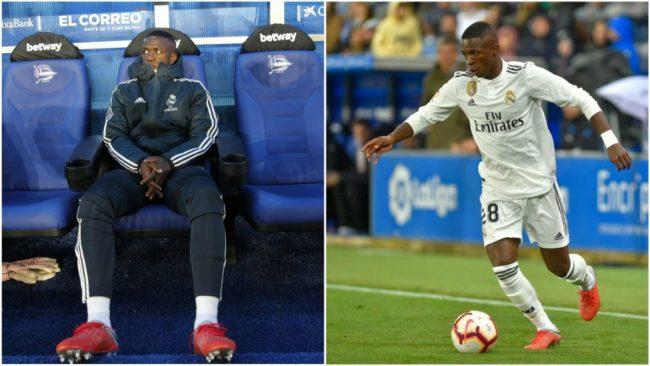 Does Vinicius Junior deserve more minutes?