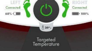 La aplicación Custom Heat Connect de Salomon se activa desde el...