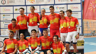 Los campeones de España comienzan la competición internacional.