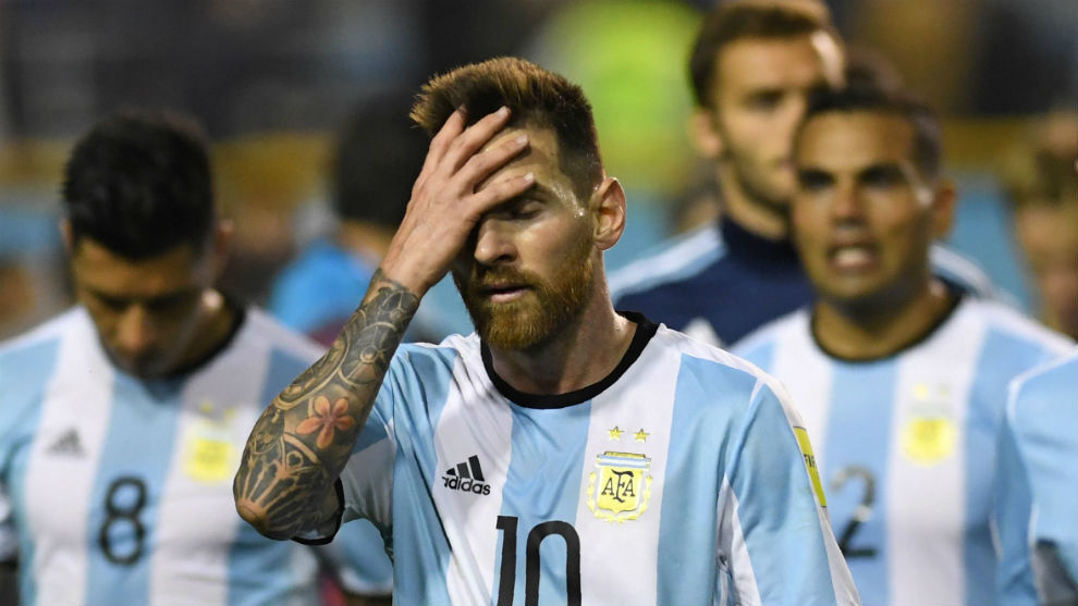 Football Without Messi A Coach Or Any Direction This Is Argentina