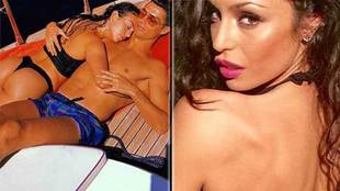 Raffaella Fico speaks about Cristiano Ronaldo and makes Georgina...