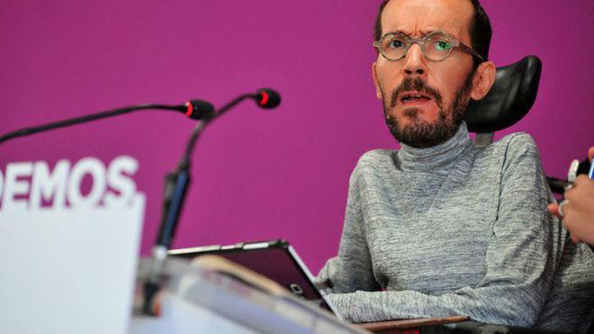 El Ayuntamiento de Madrid expedienta a Pablo Echenique por hacer obras sin licencia en su piso