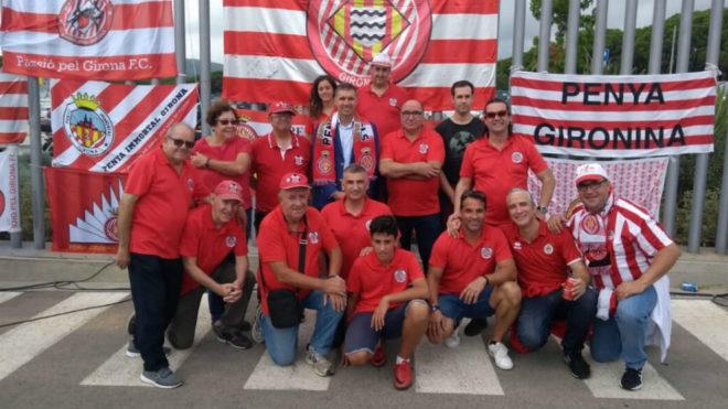 VI Encuentro de Peñas del Girona FC