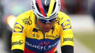 El ecuatoriano Jhonatan Narváez, de 21 años.