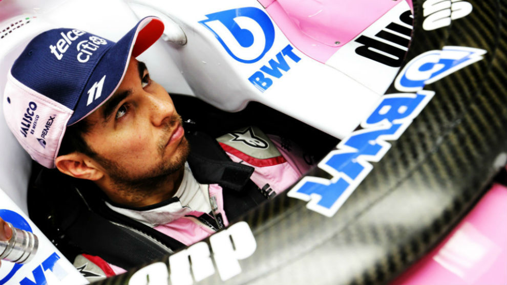 Sergio Pérez confirma que seguirá en Force India