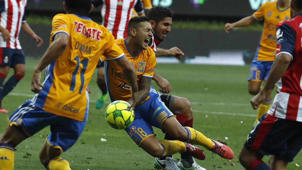 Liga MX Apertura 2018  Las finales del fútbol mexicano en las que el ... cc3806c8f0c5a
