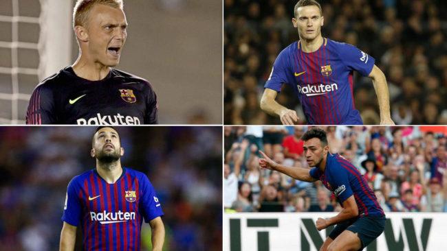 008316e606e LaLiga Santander  Barcelona prepare for a busy winter transfer ...
