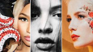 Nicki Minaj, Halsey y Rosalía actuarán en los MTV EMAS Bilbao 2018