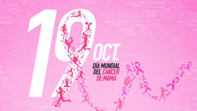 Dia internacional del cancer de mama