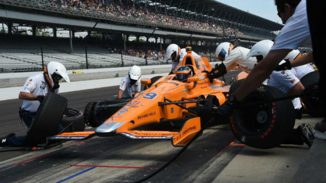 McLaren will not enter IndyCar in 2019, undecided on Indy 500