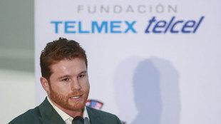El boxeador mexicano habló