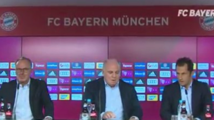 Bayern Munich go to war with the press: We will no longer accept this...