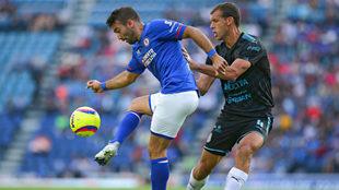 Cauteruccio y Novaretti se volverán a enfrentar.