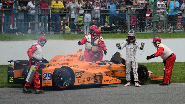 Las claves del fiasco Alonso-McLaren-Indycar