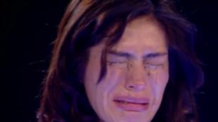 Miriam Saavedra rompe a llorar cuando escucha a su madre en GH VIP 6
