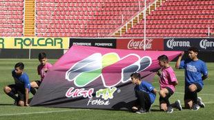 La jornada 14 de la Liga MX Femenil.