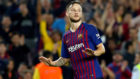 Rakitic: Aim is to make Messi's absence noticed as little as possible