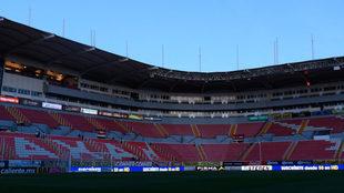 Estadio Victoria sede del Necaxa vs León