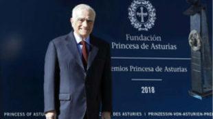 El cineasta Martin Scorsese visita España