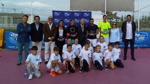 Vencedores y finalistas del Masters de las IBP Uniuso Tennis Series