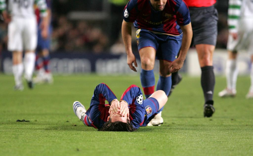 FC Barcelona: Lionel Messi's 21 injuries | MARCA in English
