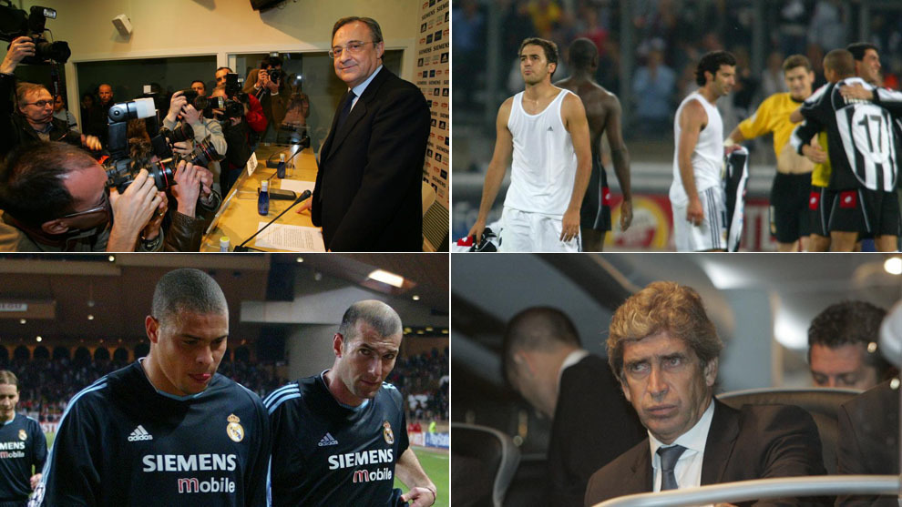 Florentino Perez has been in similar situations before.