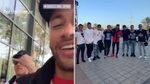 """Neymar pasa el domingo junto a su amigo Arthur: """"Ahora sí estoy en Barcelona"""""""
