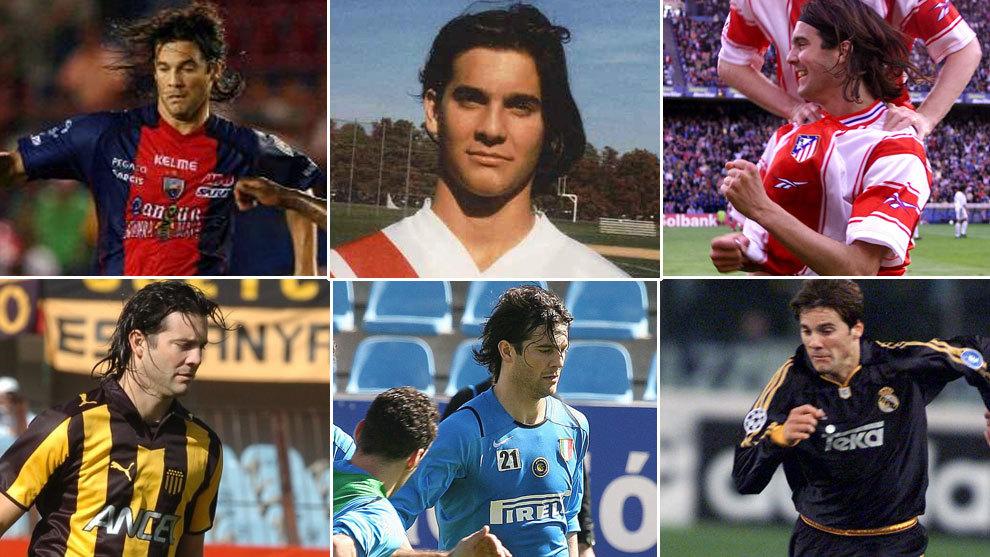 Real Madrid  Todos los equipos en los que jugó Santiago Solari  Real ... cac4454335c38
