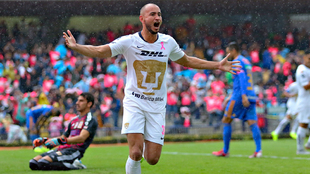 González el héroe de Pumas.