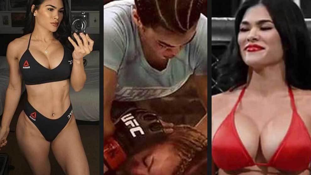 Rachael Ostovich, la luchadora UFC objeto de búsqueda viral