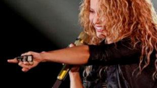 Shakira regresó a Brasil después de 7 años