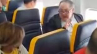 Incidente racista en un vuelo de Ryanair