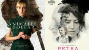 'Animales sin collar' y 'Petra', en cartelera