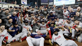 Los Red Sox buscan cerrar una gran campaña.