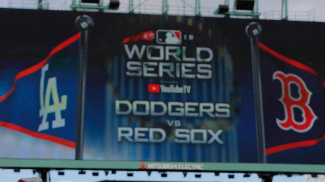 La acción de la Serie Mundial inicia en Boston.