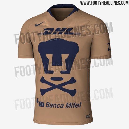 Pumas lanzará camisa de edición de día de muertos